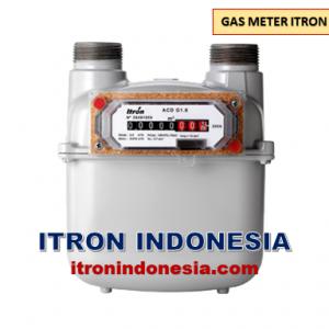 Distributor gas meter itron ACD G1.6 - Jual GAS METER ITRON ACD G1.6 - SupplierGAS METER ITRON ACD G1.6 - AgenGAS METER ITRON ACD G1.6