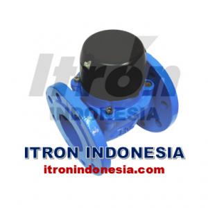 Jual Water Meter Itron 3 Inch - FLOW METER ITRON Woltex 80mm 3 INCH - Jual Flow Meter Itron - Distributor Flow Meter Itron - Supplier Flow Meter Itron