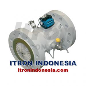 Distributor Gas Meter Itron Fluxi 2000