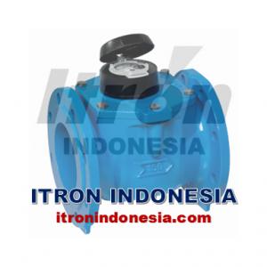 Jual Flow Meter Itron 6 Inch