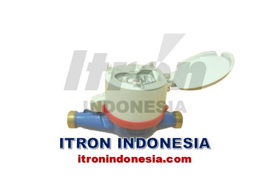 Jual Water meter ITRON TMII Size 15mm - Water Meter ITRON Multimag TMII