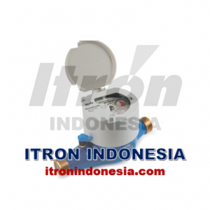 WATER METER ITRON 1 INCH